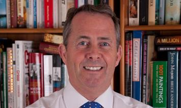 Rt Hon Dr Liam Fox MP